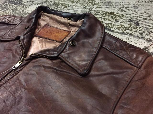 9月23日(土)大阪店スーペリア入荷!#9 Leather&WoolJkt編!!_c0078587_14923100.jpg