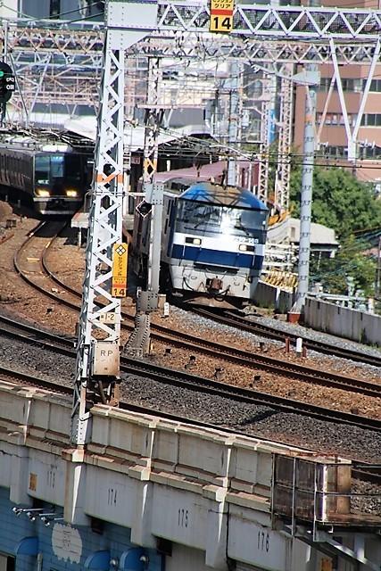 藤田八束の鉄道写真@神戸のお洒落な町で鉄道写真を撮りました。_d0181492_15454504.jpg