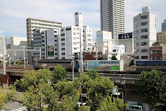 藤田八束の鉄道写真@神戸のお洒落な町で鉄道写真を撮りました。_d0181492_15482985.jpg