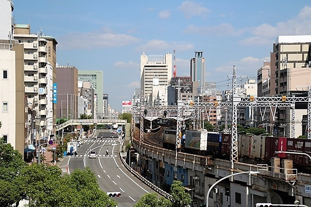 藤田八束の鉄道写真@神戸のお洒落な町で鉄道写真を撮りました。_d0181492_15485263.jpg