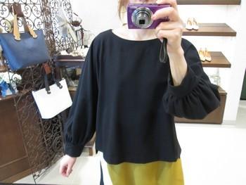 配色スカート♪_e0193499_19573668.jpg