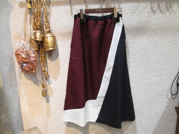 配色スカート♪_e0193499_20032203.jpg