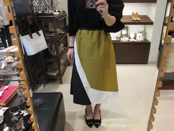 配色スカート♪_e0193499_20044847.jpg