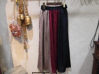 配色スカート♪_e0193499_20093955.jpg