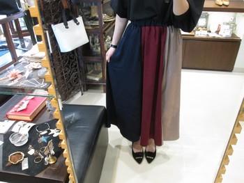 配色スカート♪_e0193499_20110594.jpg