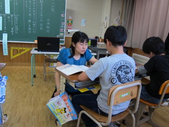 羅臼町一貫教育学習指導法研究大会_d0162600_07510113.jpg
