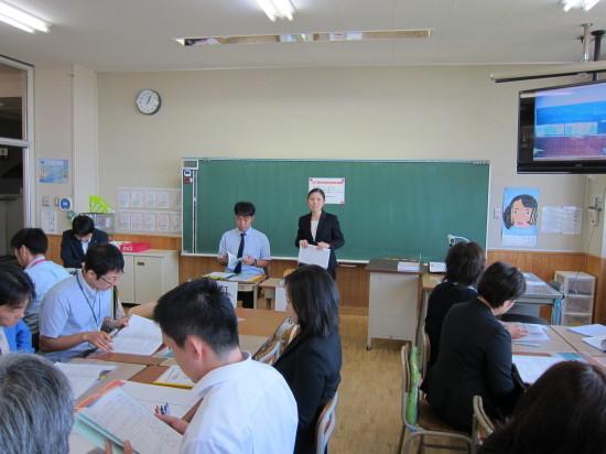 羅臼町一貫教育学習指導法研究大会_d0162600_08270884.jpg