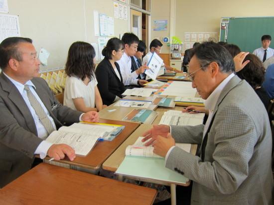 羅臼町一貫教育学習指導法研究大会_d0162600_08292091.jpg