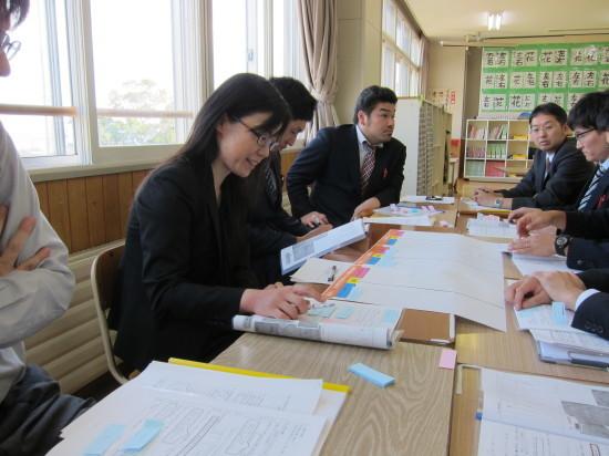 羅臼町一貫教育学習指導法研究大会_d0162600_08311252.jpg