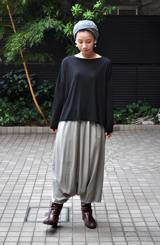 bamboo wool pants & skirt / FACTORY_d0193211_225542.jpg