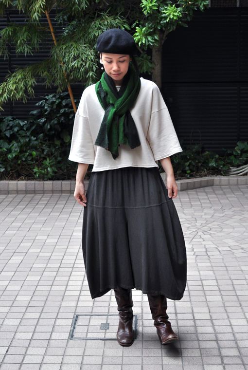 bamboo wool pants & skirt / FACTORY_d0193211_2282099.jpg
