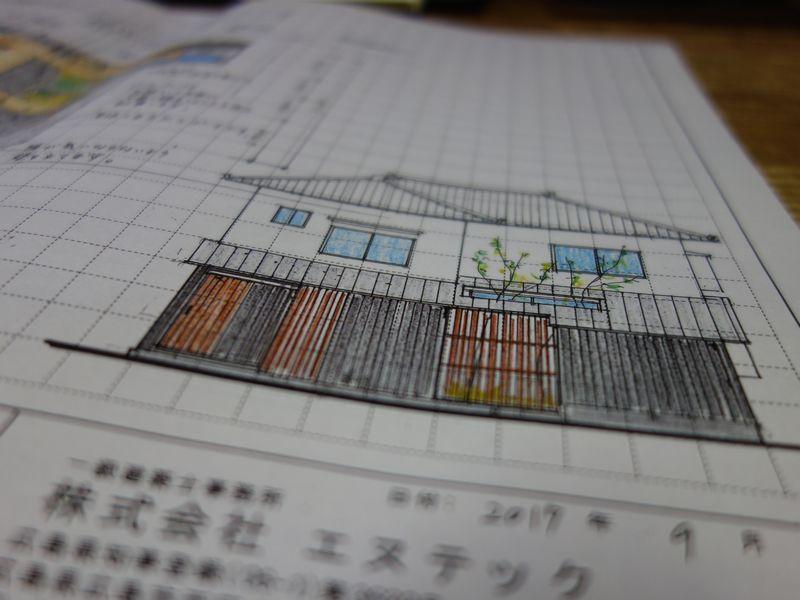 増改築のプレゼンテーションとSE構法構造見学会_b0131012_13203540.jpg