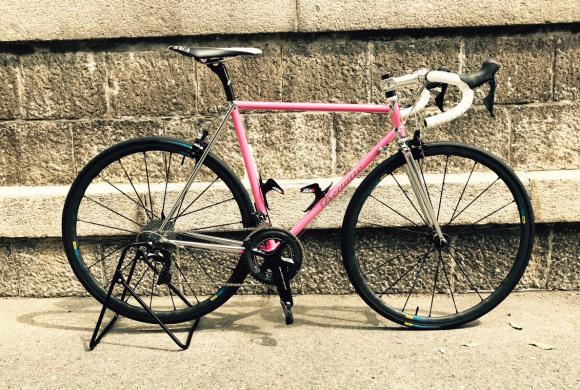 優しそうなピンクのSprintはやんちゃなバイク!!_d0182937_13243262.jpg