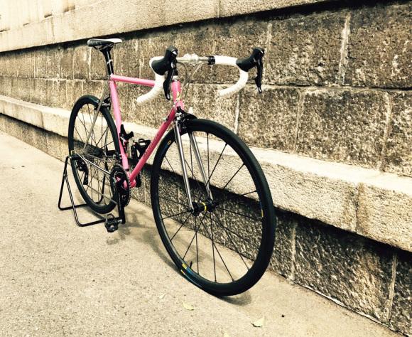 優しそうなピンクのSprintはやんちゃなバイク!!_d0182937_13243277.jpg