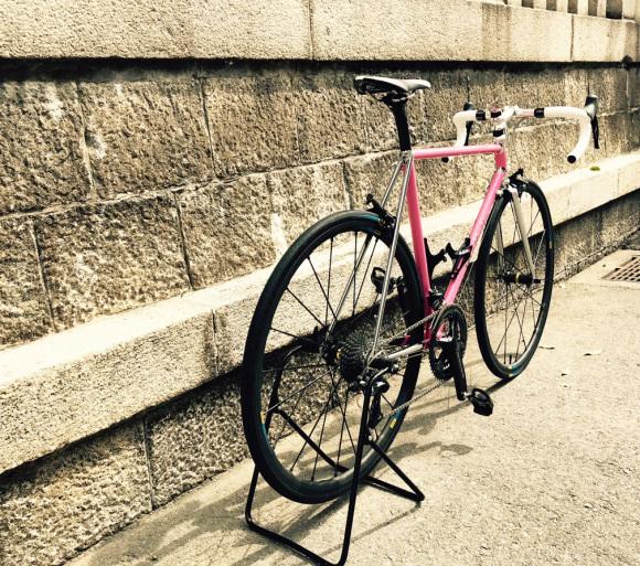 優しそうなピンクのSprintはやんちゃなバイク!!_d0182937_13243358.jpg
