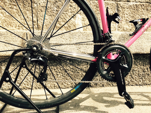 優しそうなピンクのSprintはやんちゃなバイク!!_d0182937_13243561.jpg