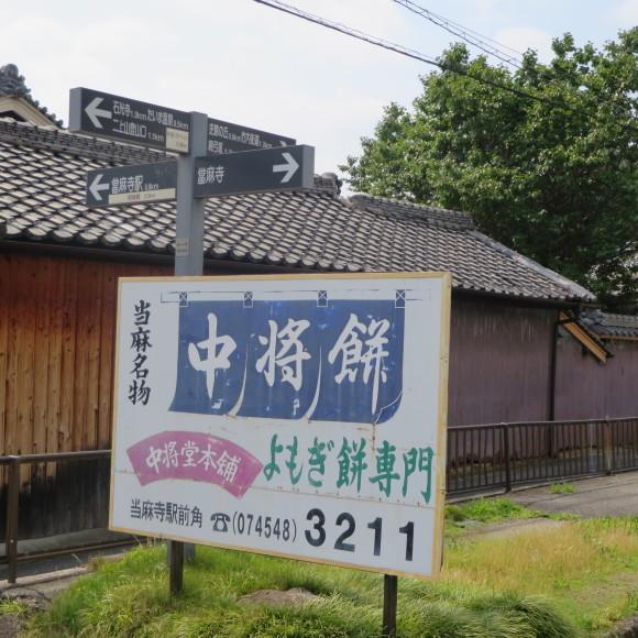 當麻寺と当麻寺とどちらを表記しようかと考えた上変換で先に出てきた方にした 葛城市_c0001670_20082922.jpg