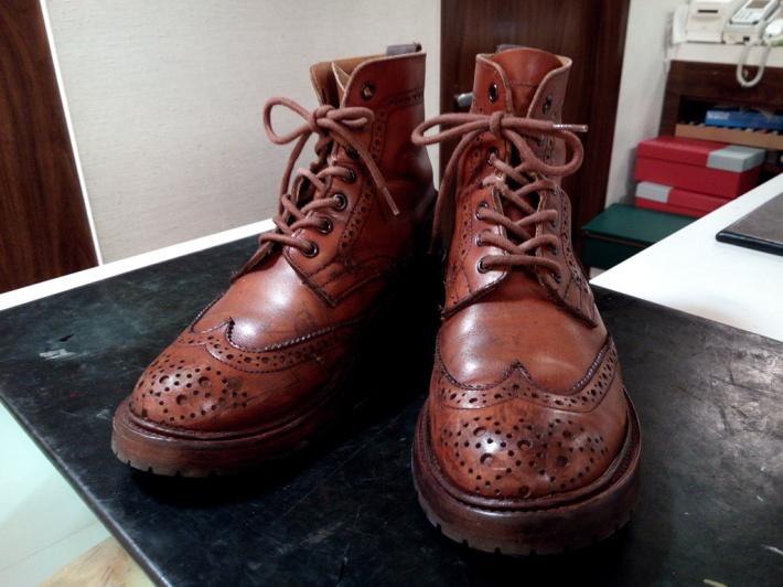 靴磨きの日、知ってますか?_d0166598_15393488.jpg