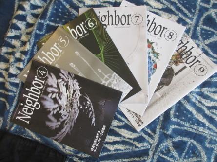 「Neighbor」9月号_f0094700_15085744.jpg