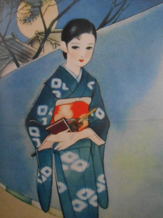 東文彦と蕗谷虹児の少女像 : チェンバロと文学を考える会ブログ