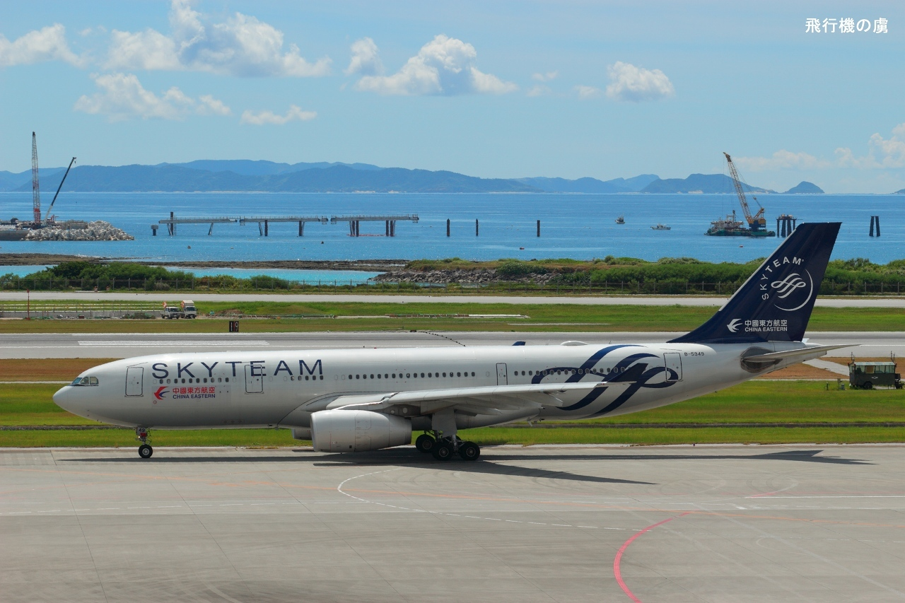 SkyTeam 塗装機  A330  中国東方航空 (MU)_b0313338_22385187.jpg