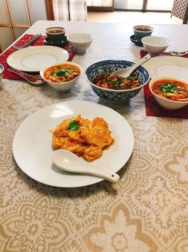 酢豚、月餅、麻婆豆腐レッスンなどなど_a0175348_19052912.jpg