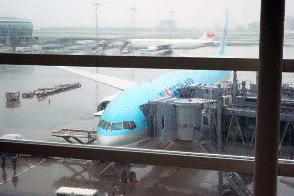 KE2708便と2709便の機内食 サクララウンジとKALラウンジ 2017年8月 ソウルの旅(1)_f0117059_1435589.jpg