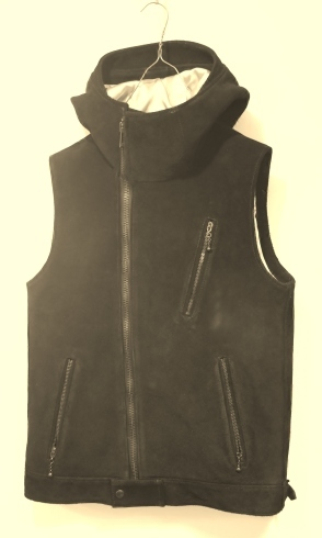 入荷案内 BUZZARDS VEST_e0254972_15063697.jpg