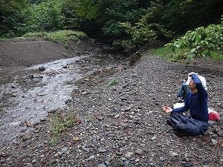旧徳山村コビクラ谷から蕎麦粒山_e0064783_11054497.jpg