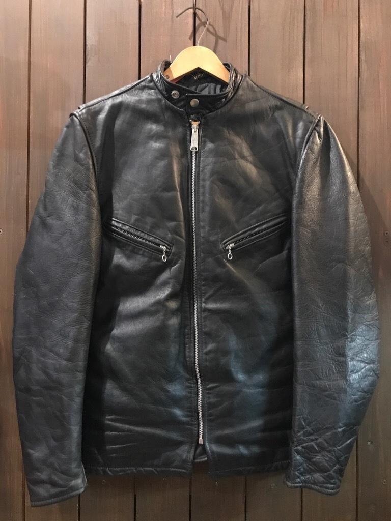 神戸店9/27(水)冬ヴィンテージ入荷! #2 Leather JKT!Mohair Item!!!_c0078587_14513053.jpg