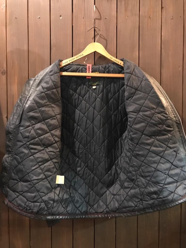 神戸店9/27(水)冬ヴィンテージ入荷! #2 Leather JKT!Mohair Item!!!_c0078587_14520073.jpg
