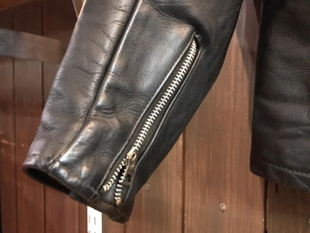 神戸店9/27(水)冬ヴィンテージ入荷! #2 Leather JKT!Mohair Item!!!_c0078587_14530374.jpg
