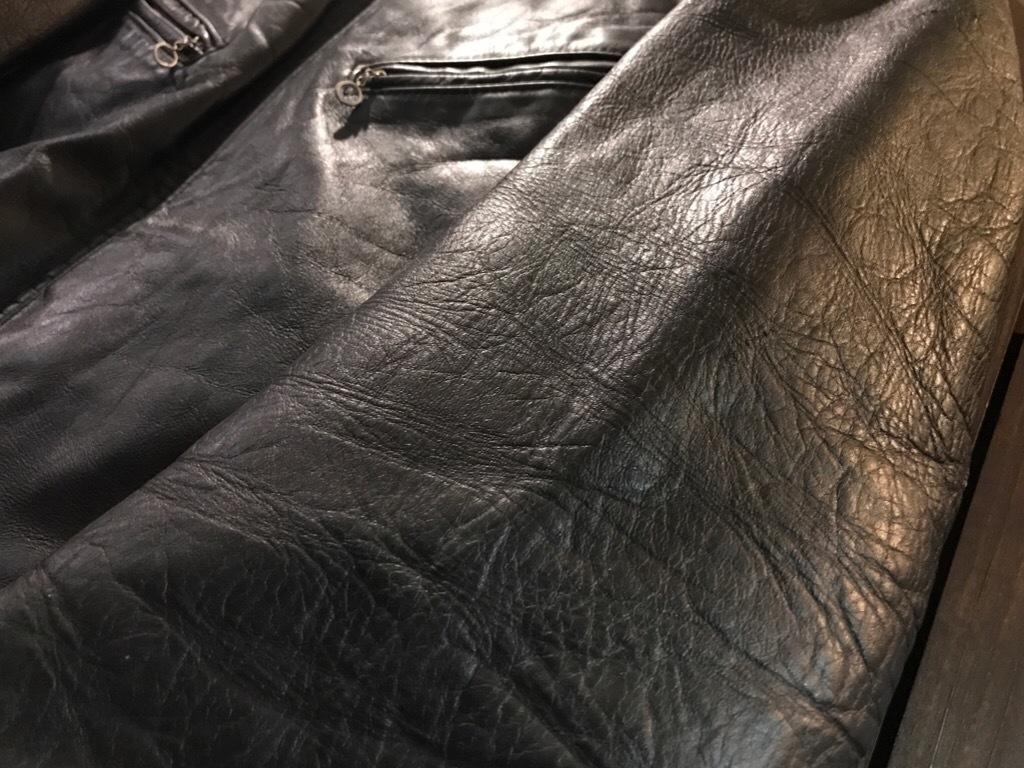 神戸店9/27(水)冬ヴィンテージ入荷! #2 Leather JKT!Mohair Item!!!_c0078587_14530432.jpg