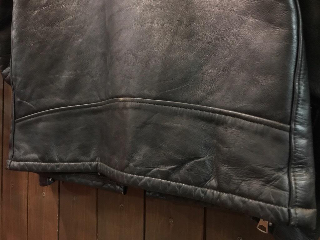 神戸店9/27(水)冬ヴィンテージ入荷! #2 Leather JKT!Mohair Item!!!_c0078587_14530433.jpg