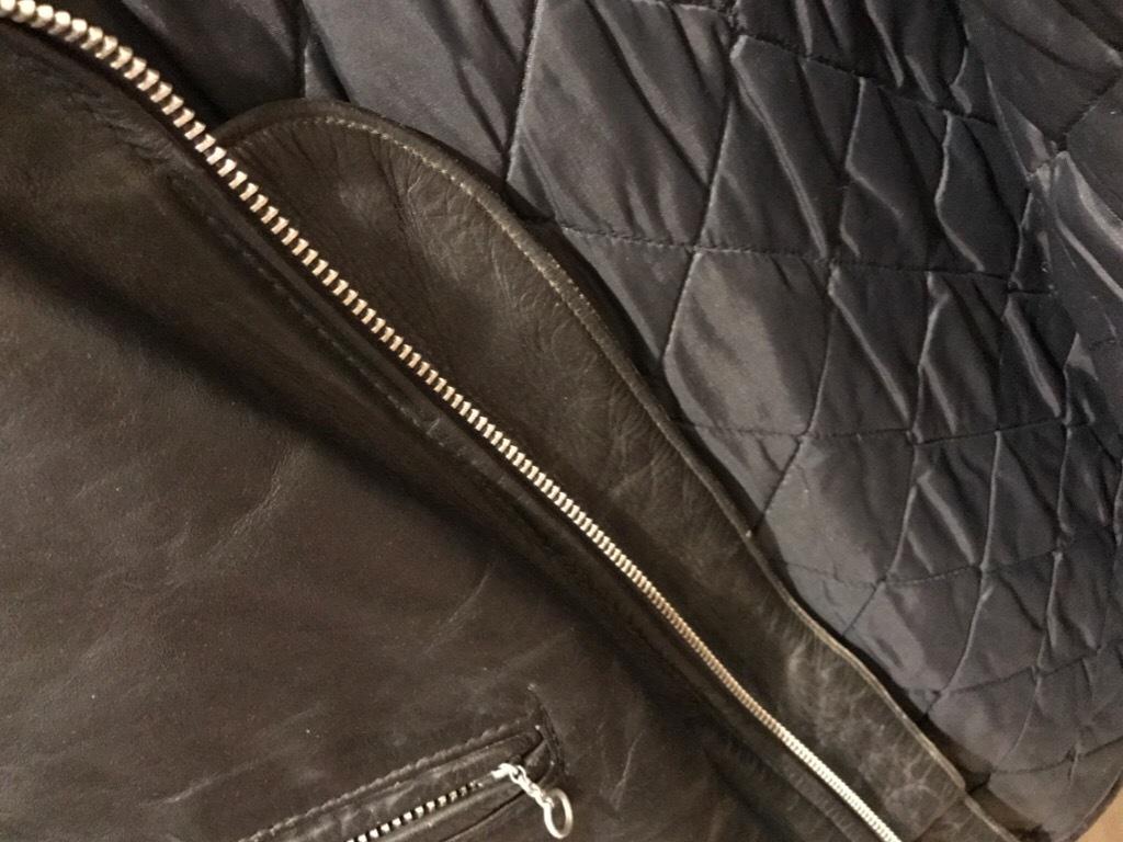 神戸店9/27(水)冬ヴィンテージ入荷! #2 Leather JKT!Mohair Item!!!_c0078587_14530594.jpg