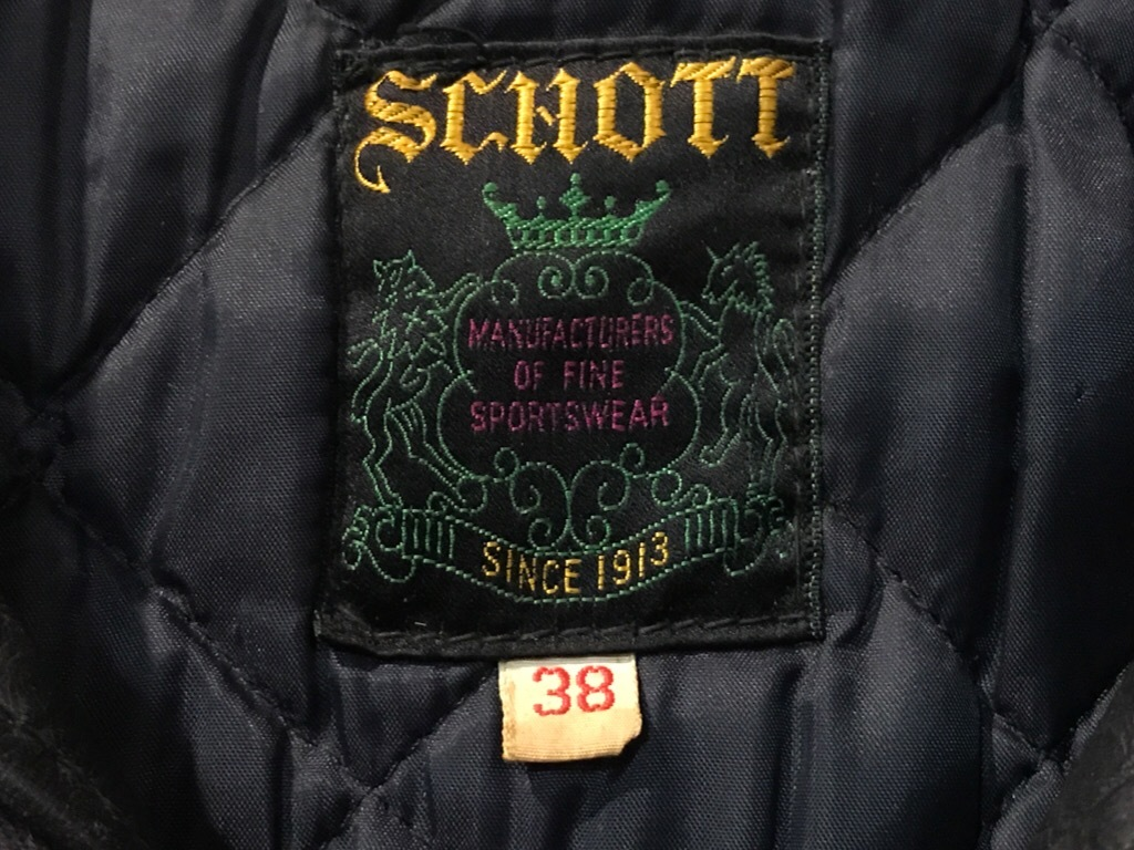神戸店9/27(水)冬ヴィンテージ入荷! #2 Leather JKT!Mohair Item!!!_c0078587_14533362.jpg