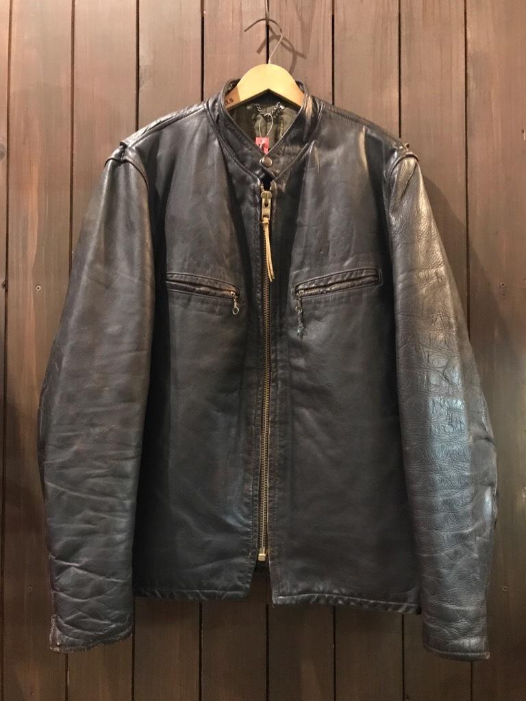 神戸店9/27(水)冬ヴィンテージ入荷! #2 Leather JKT!Mohair Item!!!_c0078587_14552889.jpg