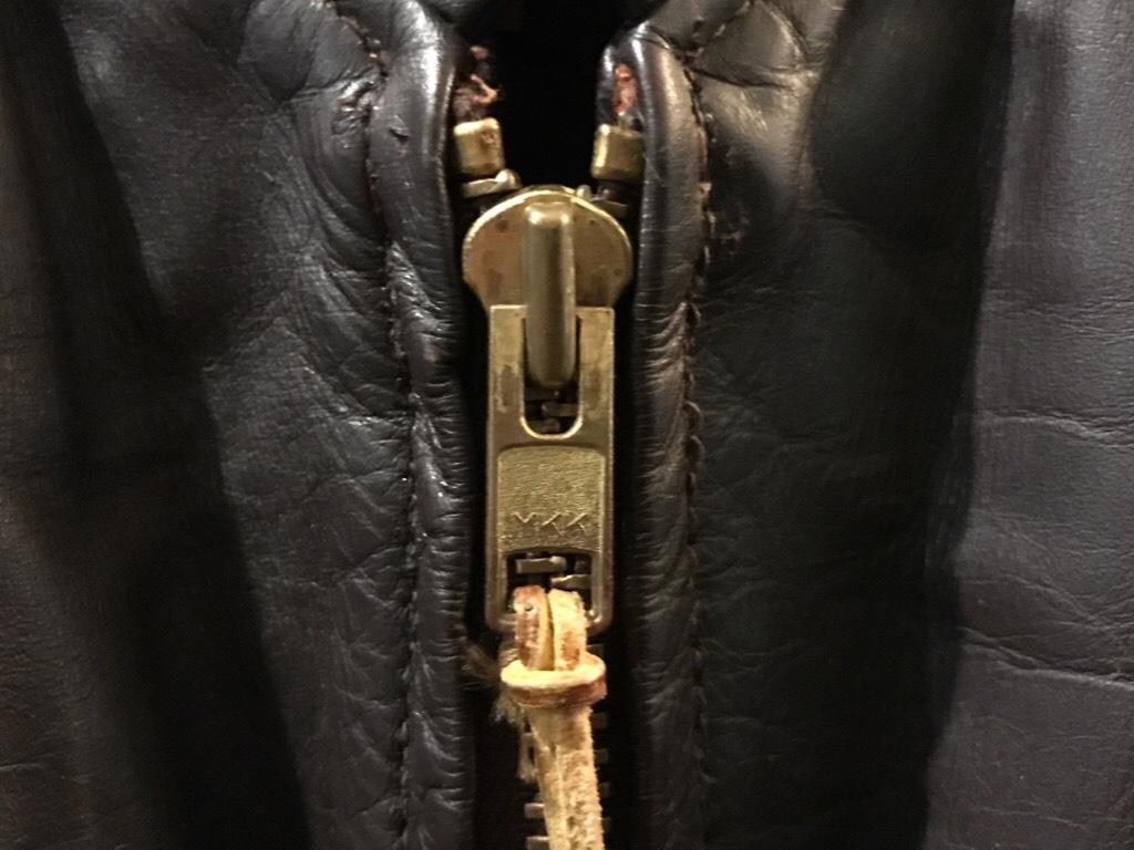 神戸店9/27(水)冬ヴィンテージ入荷! #2 Leather JKT!Mohair Item!!!_c0078587_15093946.jpg