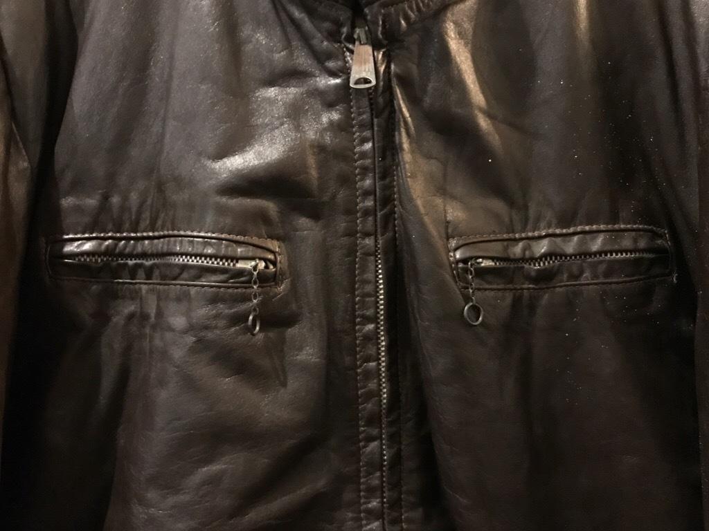 神戸店9/27(水)冬ヴィンテージ入荷! #2 Leather JKT!Mohair Item!!!_c0078587_15111636.jpg