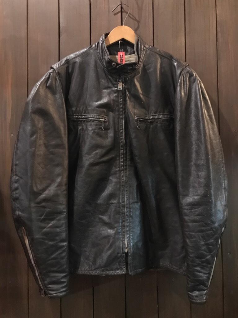神戸店9/27(水)冬ヴィンテージ入荷! #2 Leather JKT!Mohair Item!!!_c0078587_15111649.jpg