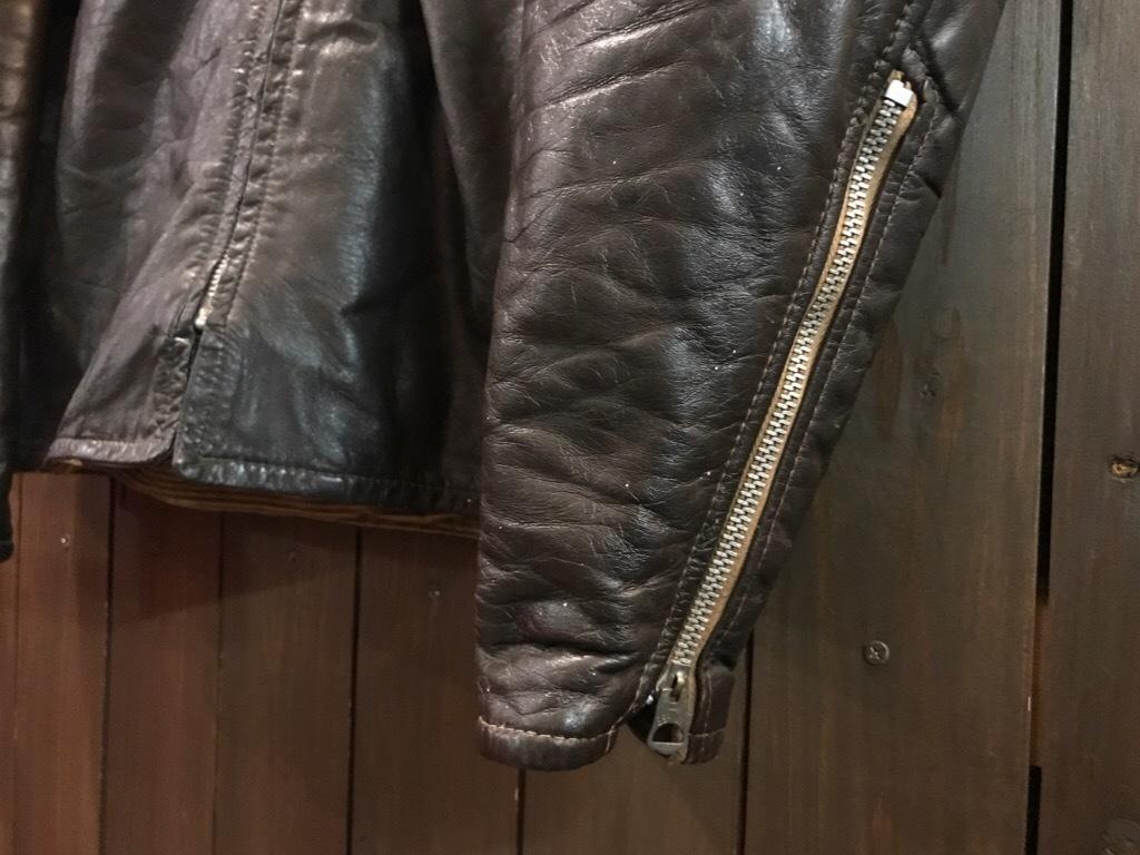 神戸店9/27(水)冬ヴィンテージ入荷! #2 Leather JKT!Mohair Item!!!_c0078587_15111692.jpg