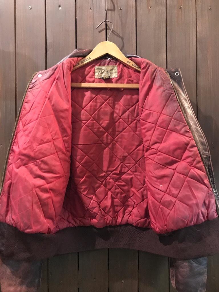 神戸店9/27(水)冬ヴィンテージ入荷! #2 Leather JKT!Mohair Item!!!_c0078587_15124170.jpg
