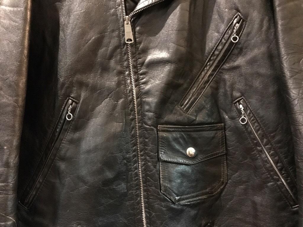 神戸店9/27(水)冬ヴィンテージ入荷! #2 Leather JKT!Mohair Item!!!_c0078587_15291841.jpg