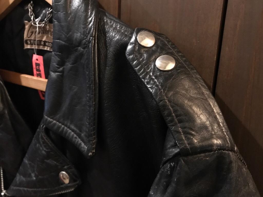 神戸店9/27(水)冬ヴィンテージ入荷! #2 Leather JKT!Mohair Item!!!_c0078587_15291982.jpg