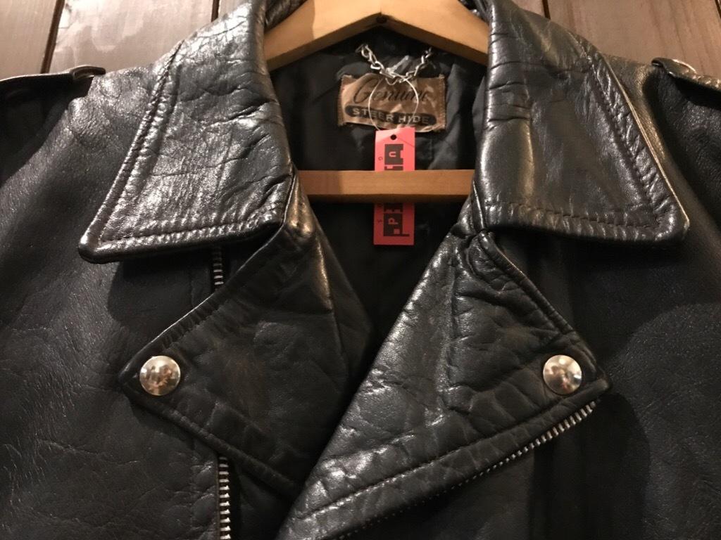 神戸店9/27(水)冬ヴィンテージ入荷! #2 Leather JKT!Mohair Item!!!_c0078587_15291986.jpg