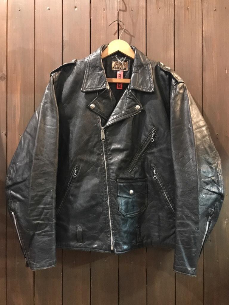 神戸店9/27(水)冬ヴィンテージ入荷! #2 Leather JKT!Mohair Item!!!_c0078587_15292062.jpg