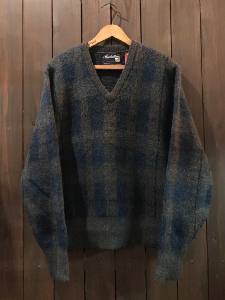 神戸店9/27(水)冬ヴィンテージ入荷! #2 Leather JKT!Mohair Item!!!_c0078587_15340349.jpg