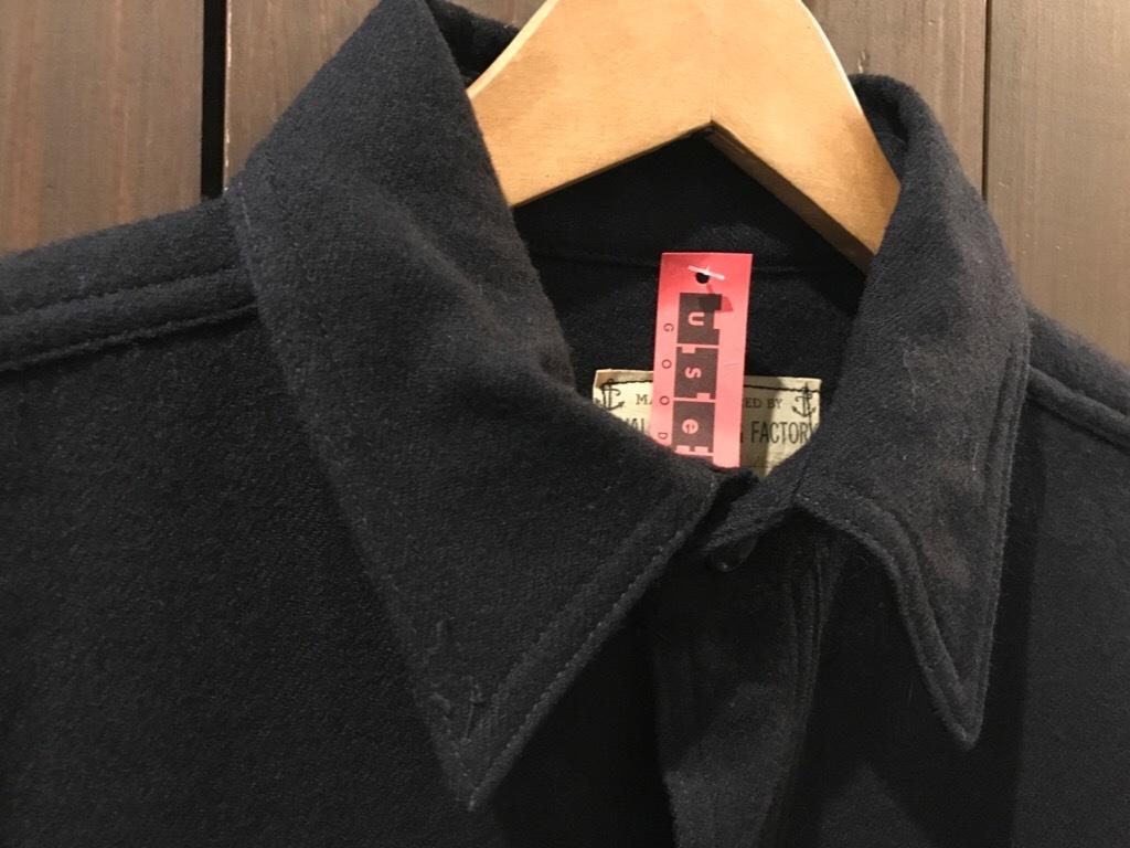 神戸店9/27(水)冬ヴィンテージ入荷! #3  US.Navy Part1!  MidNight Color Wool Item!!!_c0078587_16475201.jpg