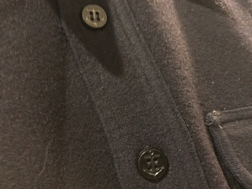 神戸店9/27(水)冬ヴィンテージ入荷! #3  US.Navy Part1!  MidNight Color Wool Item!!!_c0078587_16494548.jpg