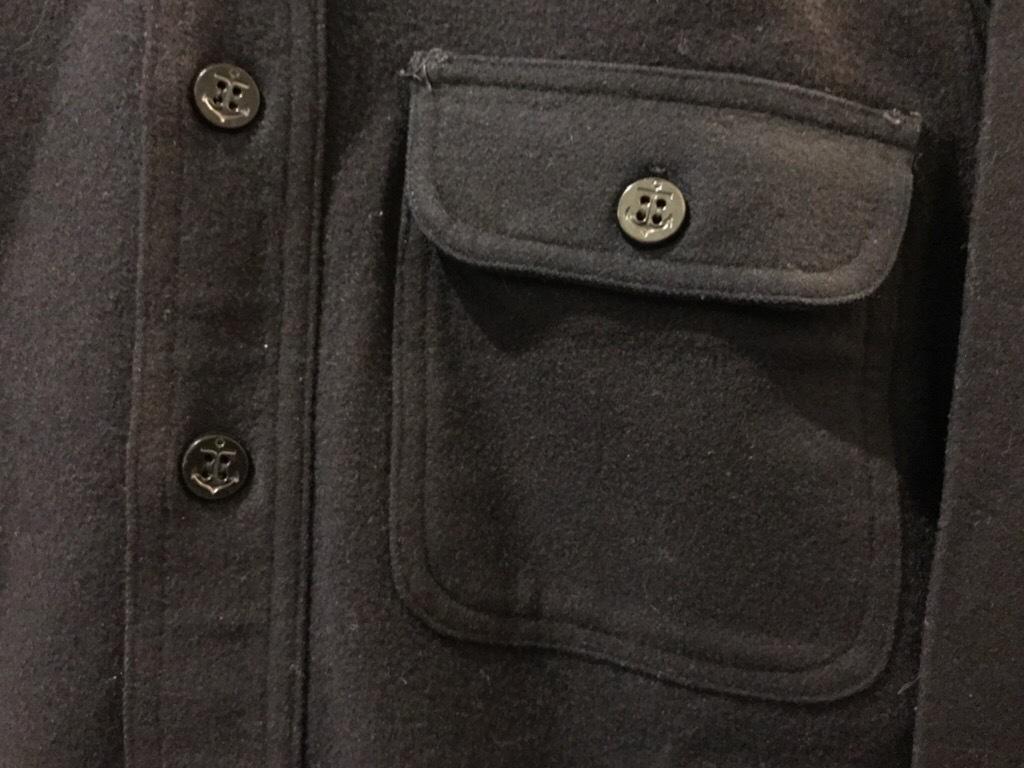 神戸店9/27(水)冬ヴィンテージ入荷! #3  US.Navy Part1!  MidNight Color Wool Item!!!_c0078587_16494624.jpg